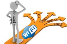 как выбрать wifi канал