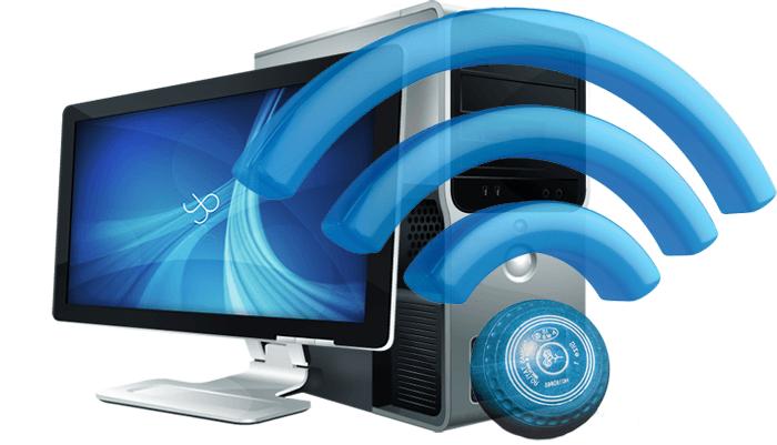Как подключить стационарный компьютер к интернету по вай фай