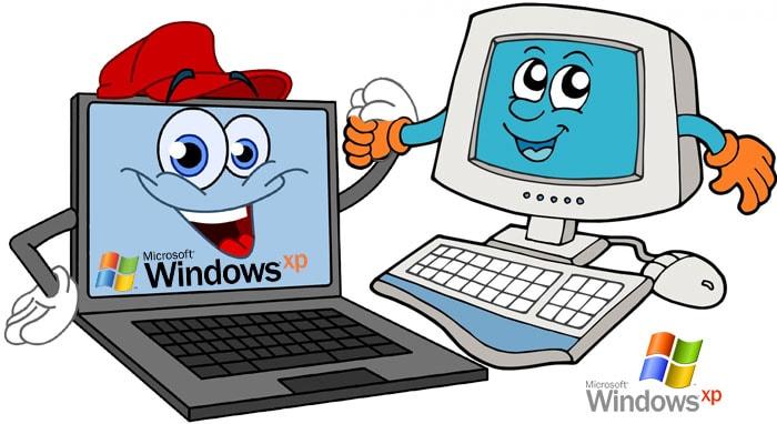 Как создать сетевое подключение на windows xp?