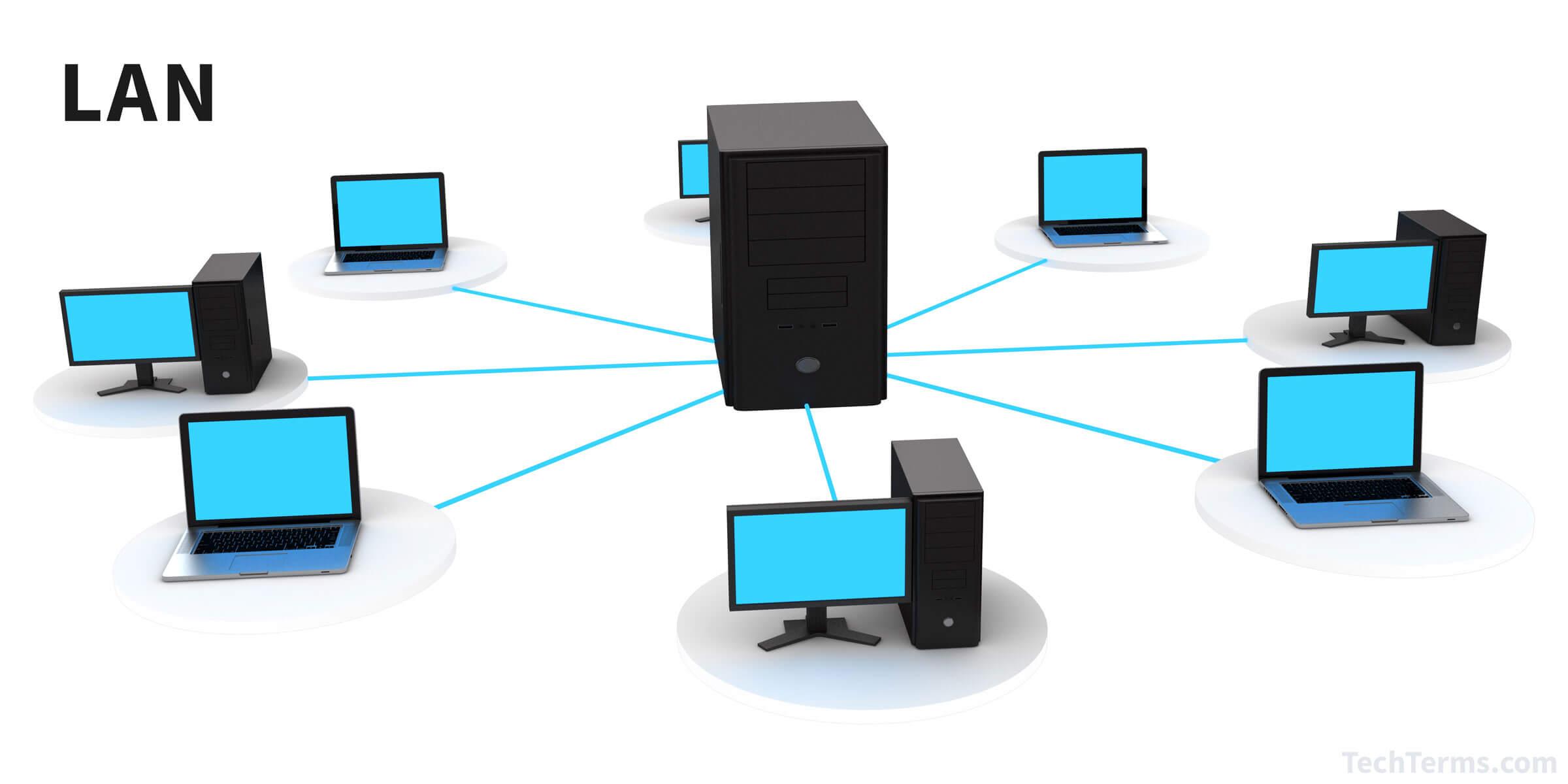 Как найти файл в локальной сети?