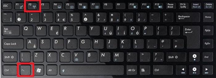 ноутбук не видит вай фай что делать