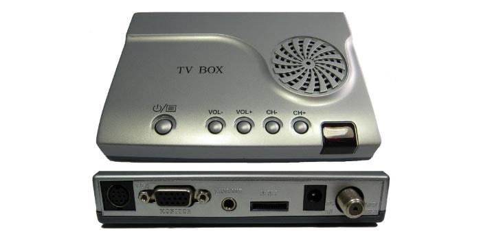 Как из монитора сделать телевизор без компьютера: использование ТВ тюнера