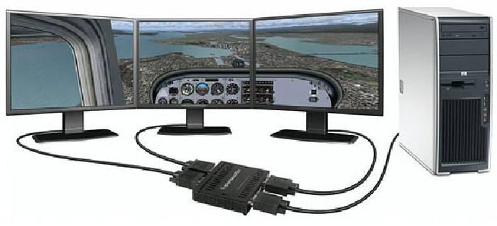 Как подключить два монитора к одному компьютеру: пошаговая инструкция