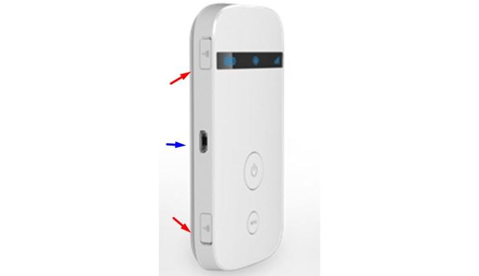Мобильный wifi роутер с сим-картой (sim) от мегафон, билайн и мтс.
