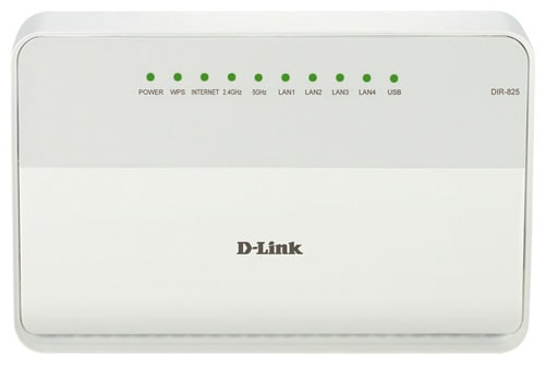 Как настроить роутер D-link DIR 825A: пошаговая инструкция
