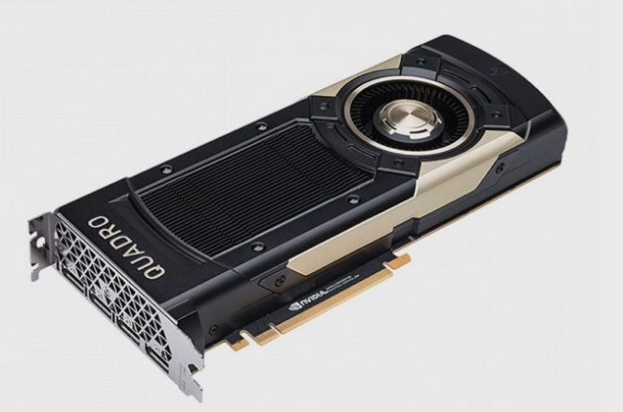 Видеокарта NVIDIA Quadro GV100 32GB Graphics