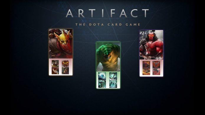 Игра Artifact