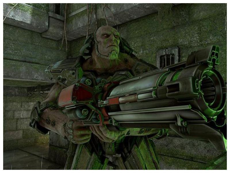 Игра Quake Champions стала полностью фритуплейный тайтлом