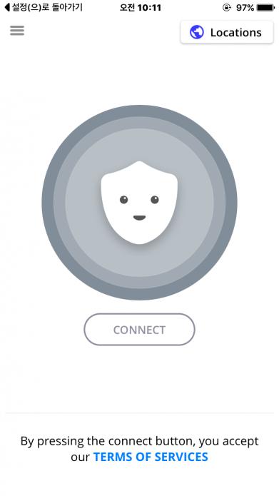 Настройка VPN с помощью Betternet завершена