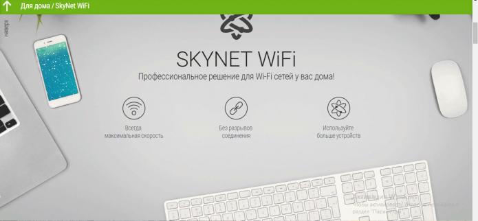 SkyNet WiFi
