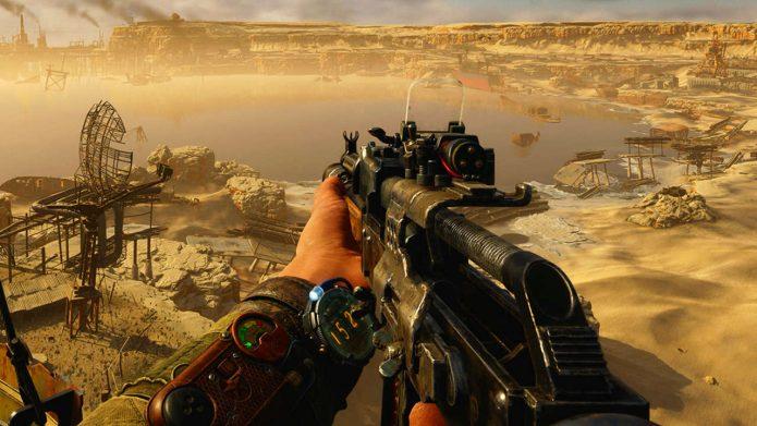 Оружие в игре Metro Exodus