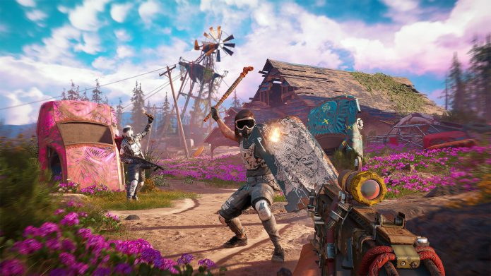 Краски в игре Far Cry 6