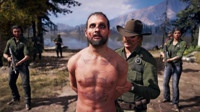 Перенос персонажей между версиями Far Cry