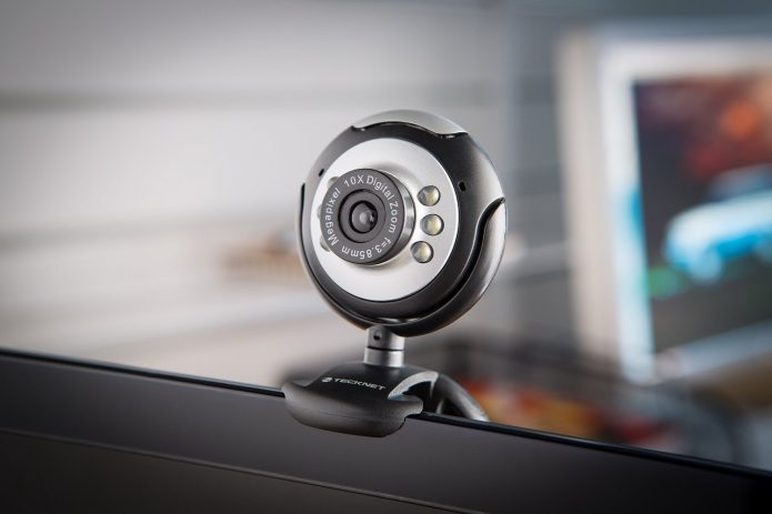 Съёмная веб-камера