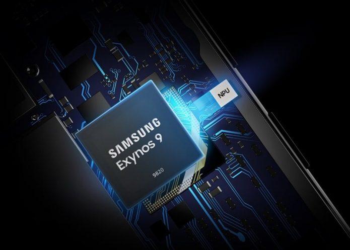 Процессоры Samsung Galaxy S10