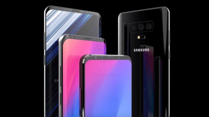 Samsung Galaxy S10: модельный ряд