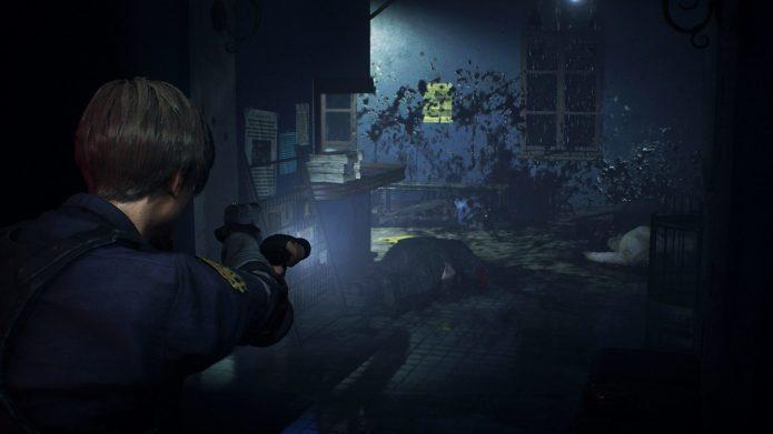 Графика Resident Evil