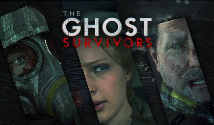 Дополнение The Ghost Survivors