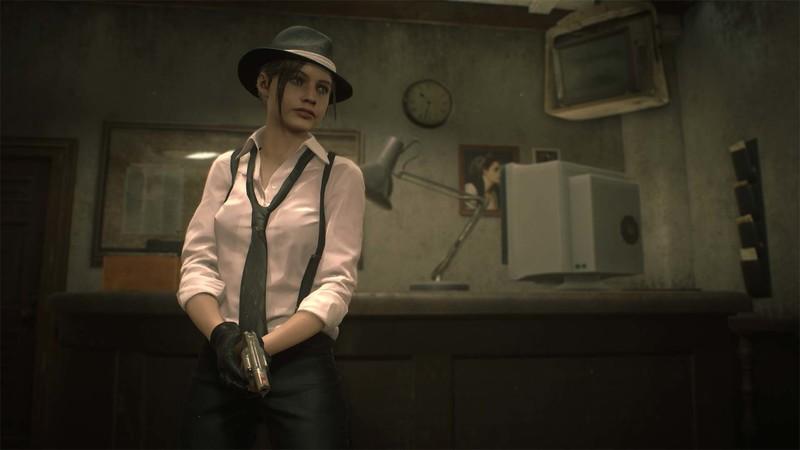 Пасхалки и секретные достижения в Resident Evil 2 Remake: как найти и получить