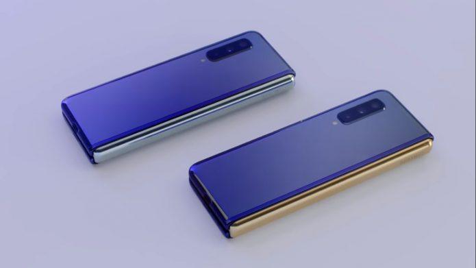 Толщина смартфона в сложенном виде составляет 17 мм