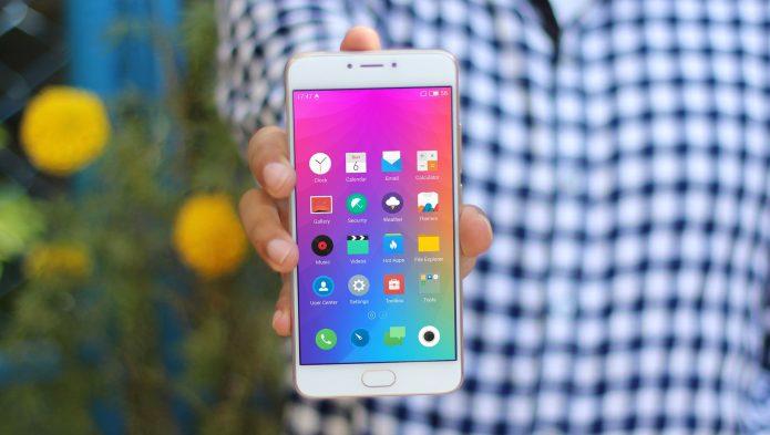 Hot Apps в меню смартфона