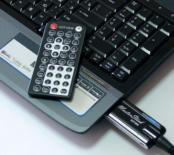Телевизор из ноутбука