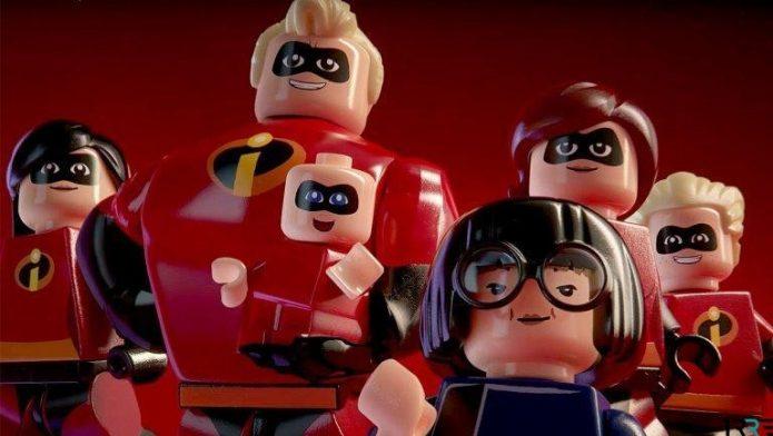 Серия Lego Heroes