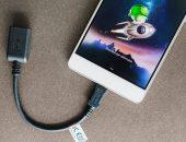 Подключение USB-флешки к смартфону