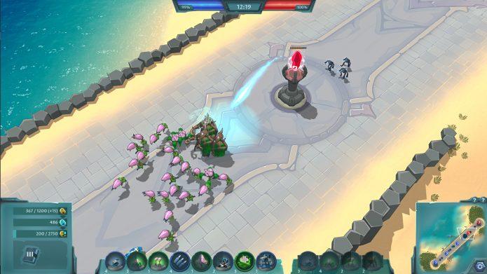 Rise of Legions скриншот