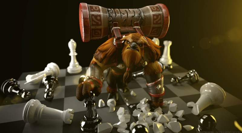 Как играть в Dota Auto Chess — гайд по основам популярной кастомки