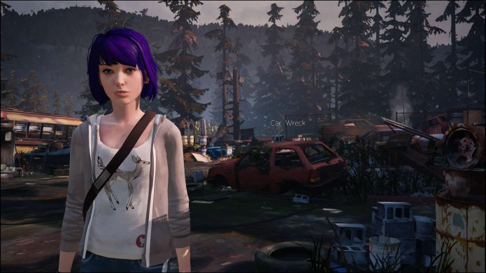 Скриншот LiS