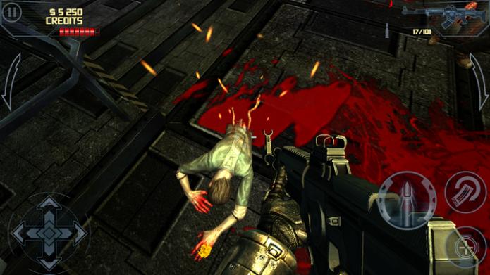 Dead Effect скриншот