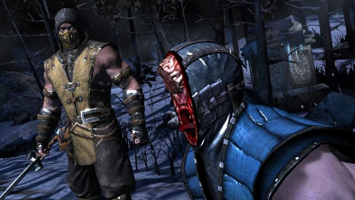 Скриншот MK
