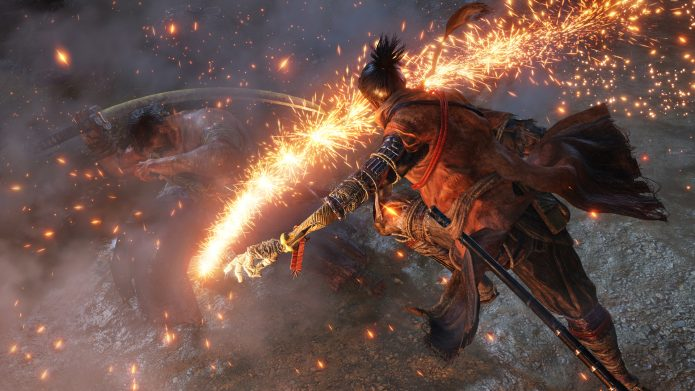 Бои в игре Sekiro: Shadows Die Twice