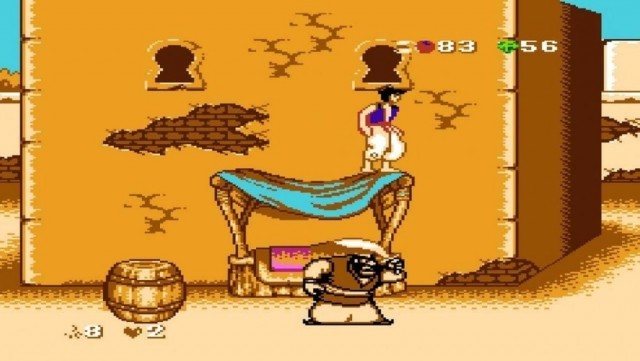 Aladdin на NES