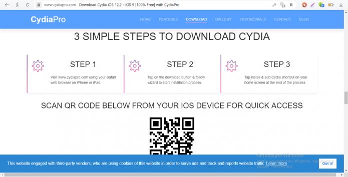 Официальный сайт cydiapro