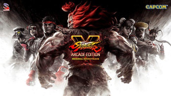 Игра Street Fighter V