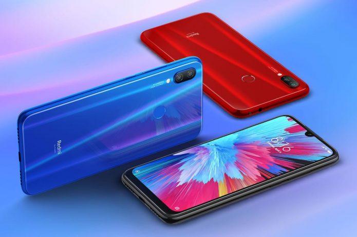 Корпус Xiaomi Redmi 7