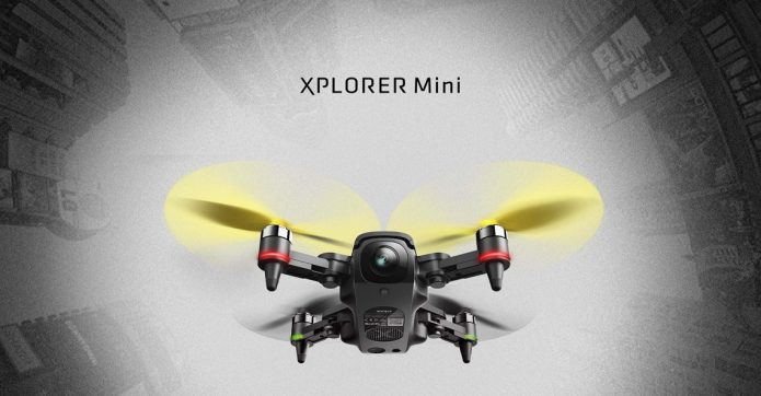 XIRO Xplorer Mini
