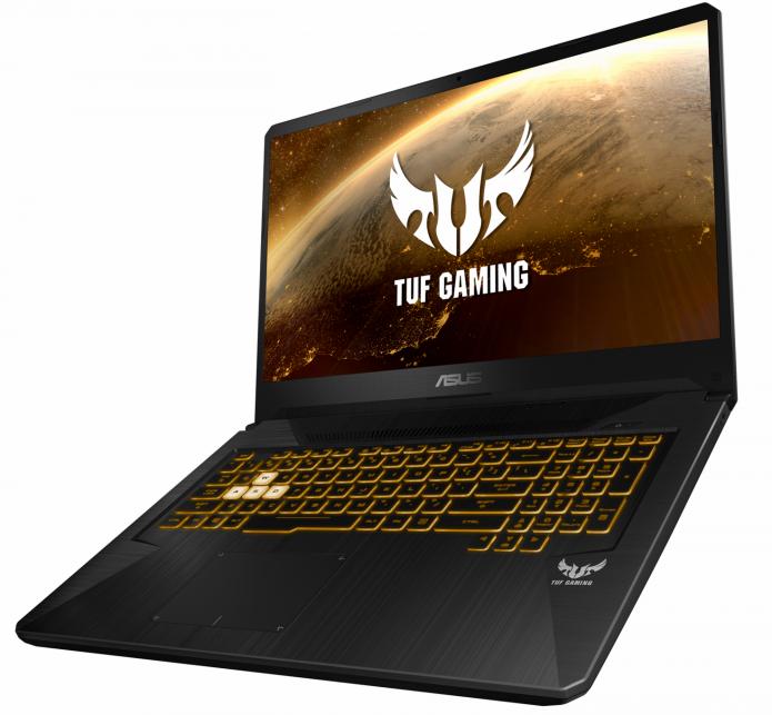 Игровой ноутбук с процессором AMD