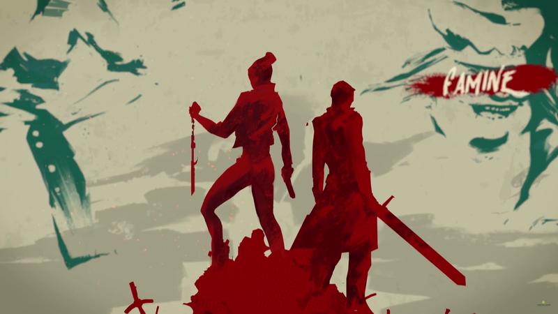 Кровавое спасение мира от апокалипсиса: обзор игрыGod's Trigger