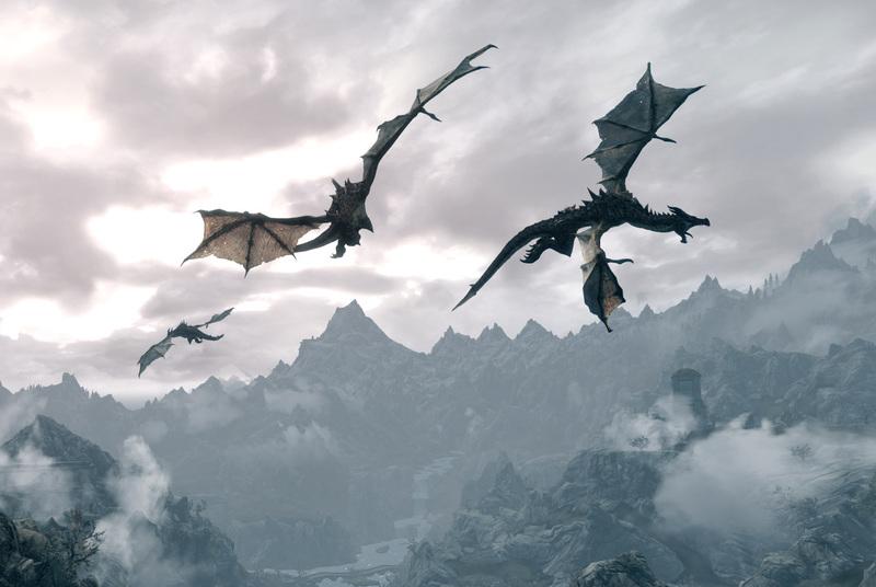 Огонь и величие: 10 лучших игр про драконов