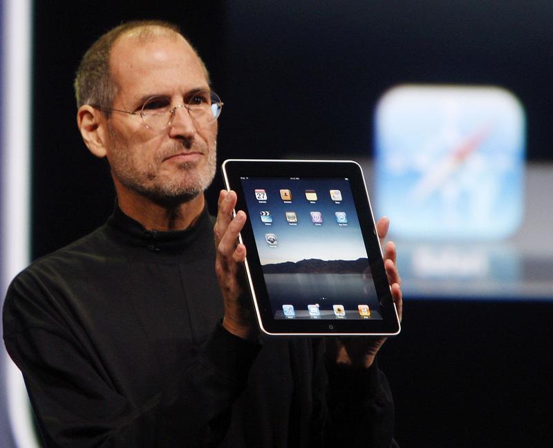 В  iPad забыли сделать калькулятор: чья это ошибка