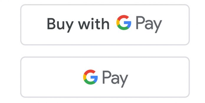 Buy with G Pay