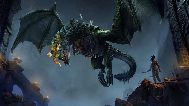 Драконы возвращаются в The Elder Scrolls Elsweyr