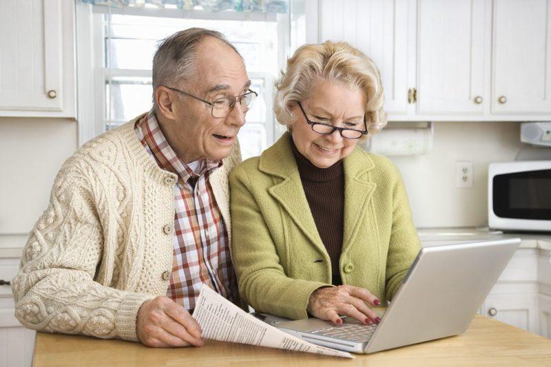 Ноутбук для пожилого человека — что выбрать