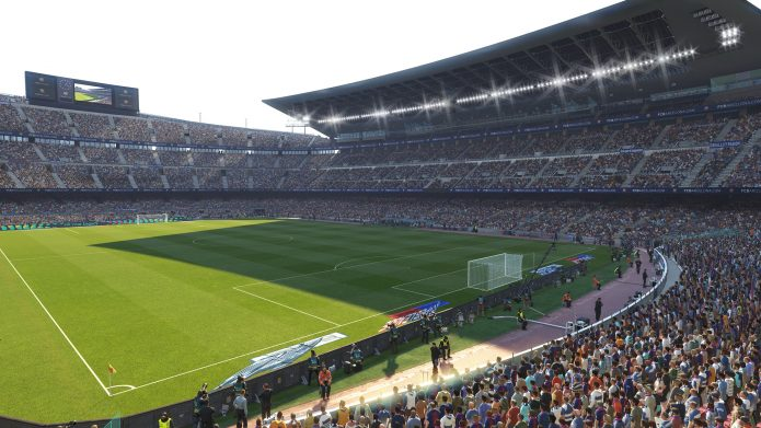 Графика Pro Evolution Soccer 2019