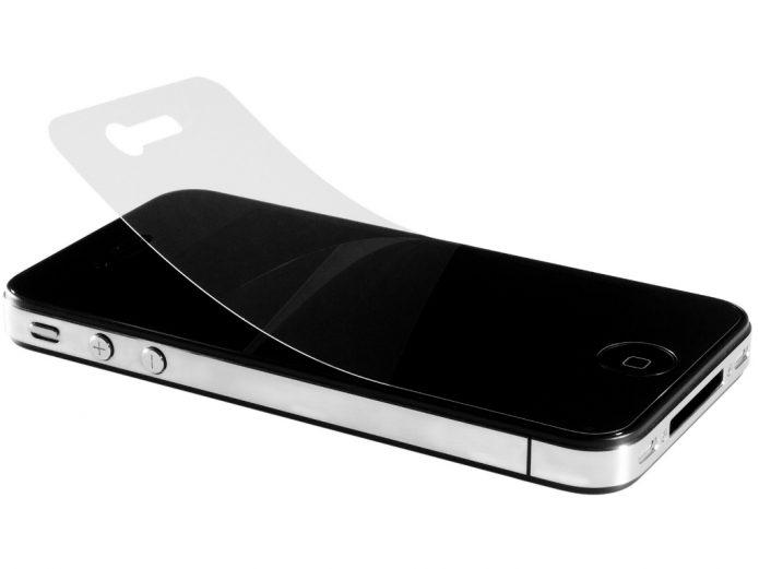Матовая пленка на экран смартфона