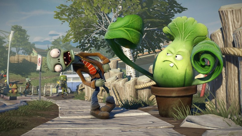Скоро на ваших мобильных — Plants vs Zombies 3 готовится к выходу