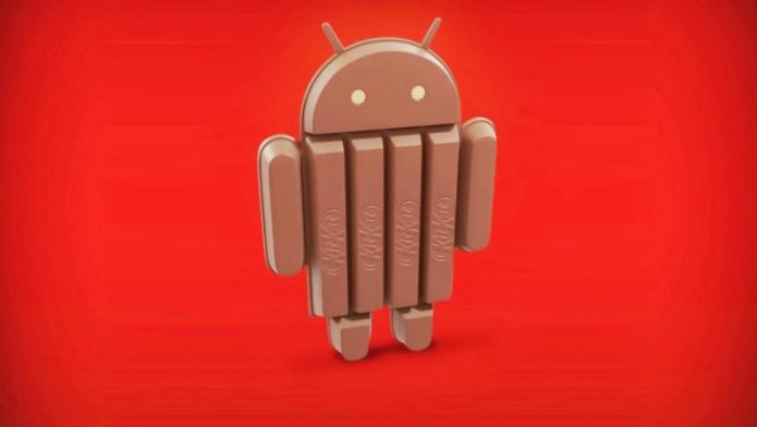 Пасхалка Android 4.4 KitKat